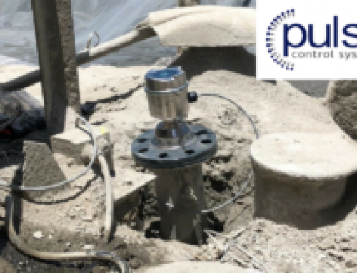 Level Measurement Integration for new Cement Company in Middleburg